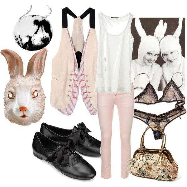 Rabbit Fashion Inspiration 1
