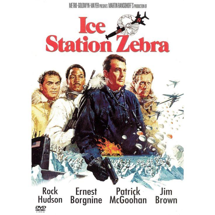 Ice station zebra (Dvd), Movies