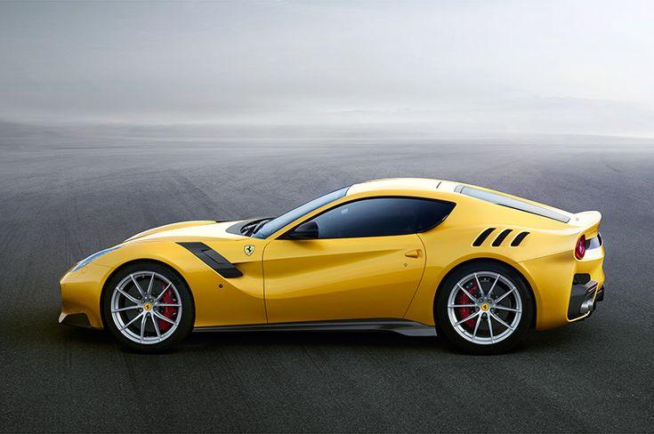 フェラーリ・F12 tdf