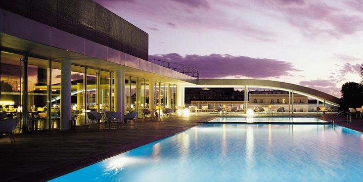 Hotel a Roma - Radisson Blu es. Hotel Rome