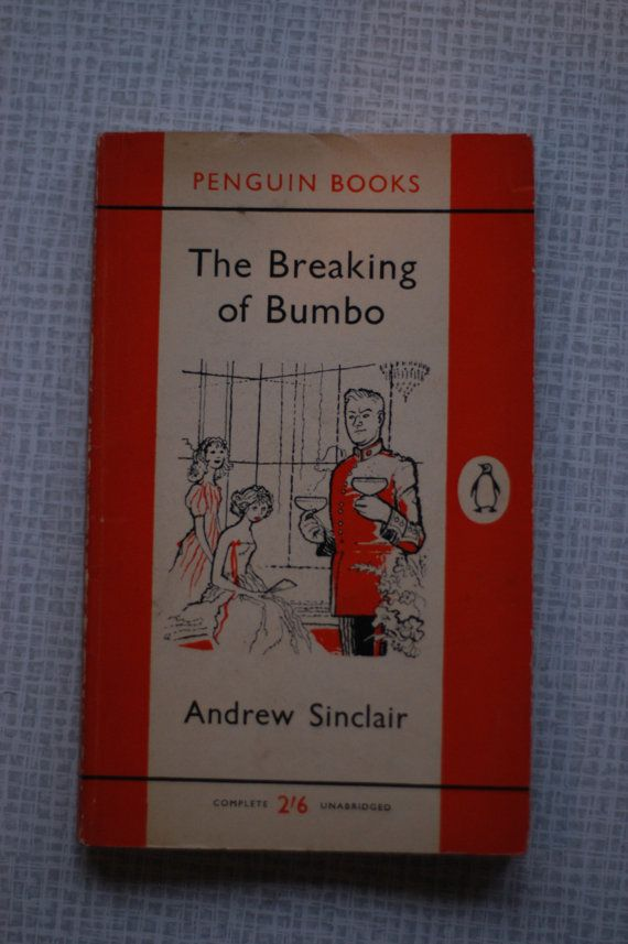 The Breaking of Bumbo Andrew Sinclair Penguin by ItsAGreatVintage
