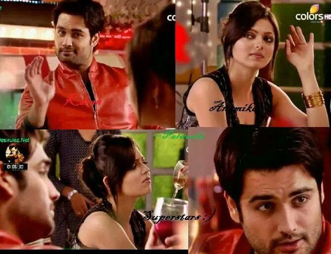 rk and madhu being adorable