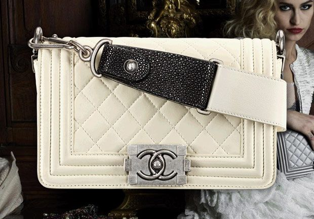 Chanel Boy collection