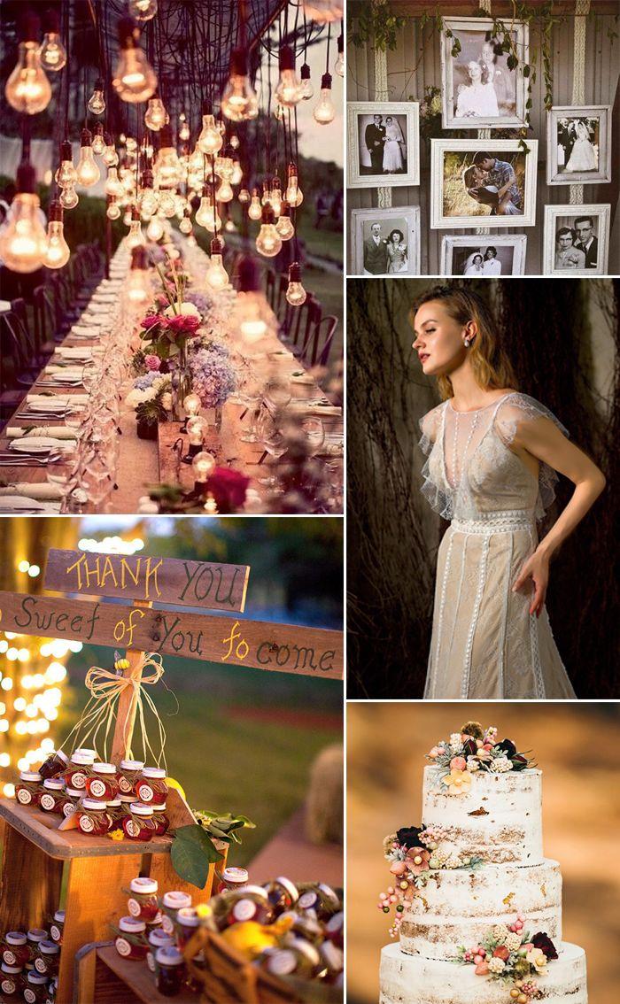 Vanilla l Roz la Kelin Pearl Collection Vintage, Rustic, Boho themed wedding  Moody, fantasy, mystical