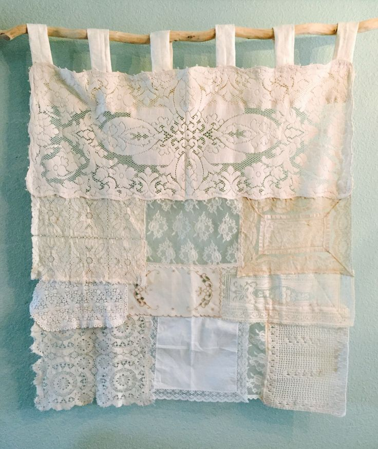 A personal favorite from my Etsy shop https://www.etsy.com/listing/471005710/vintage-antique-doilies-lace-gypsy-cafe