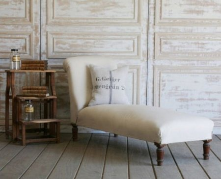 chaise - for a sunny day, reading in your living room!