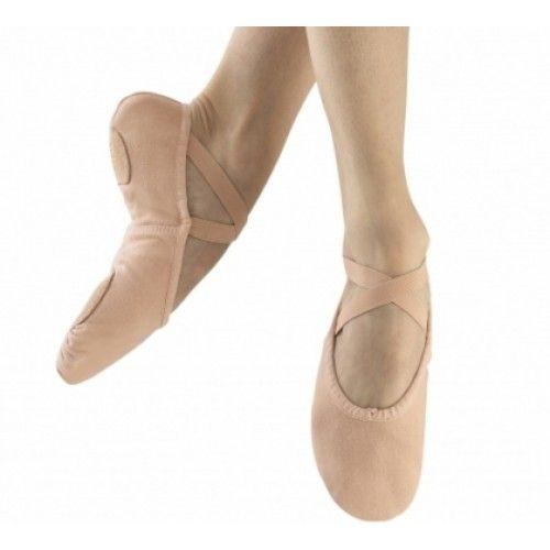 Bloch Proform Canvas Ladies Ballet Shoes