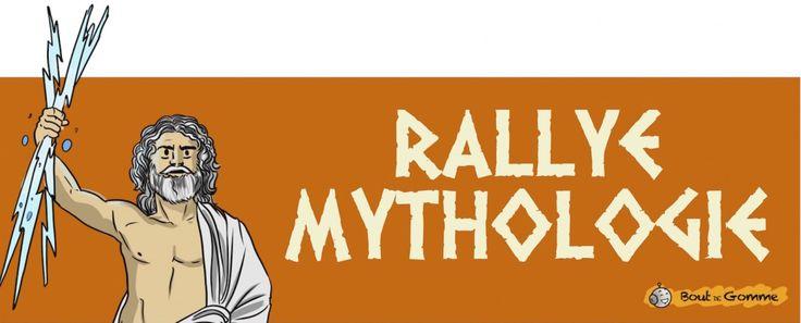 Voici la remise en forme du rallye-Mythologie. Il s'agit d'un rallye pour le cycle 3 à partir essentiellement de la série éditée chez Nathan de Hélène Montardre et illustrée par Nicolas…