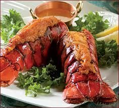 Baked Stuffed Lobster Tails - This awesome HCG Diet-apporoved recipe can be made in 30 minutes or less! I find this most delicious and good to serve in any occasion. Such versatile dish.