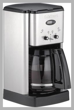 Cuisinart - Brew Central Brewer - Black/Silver - Price History