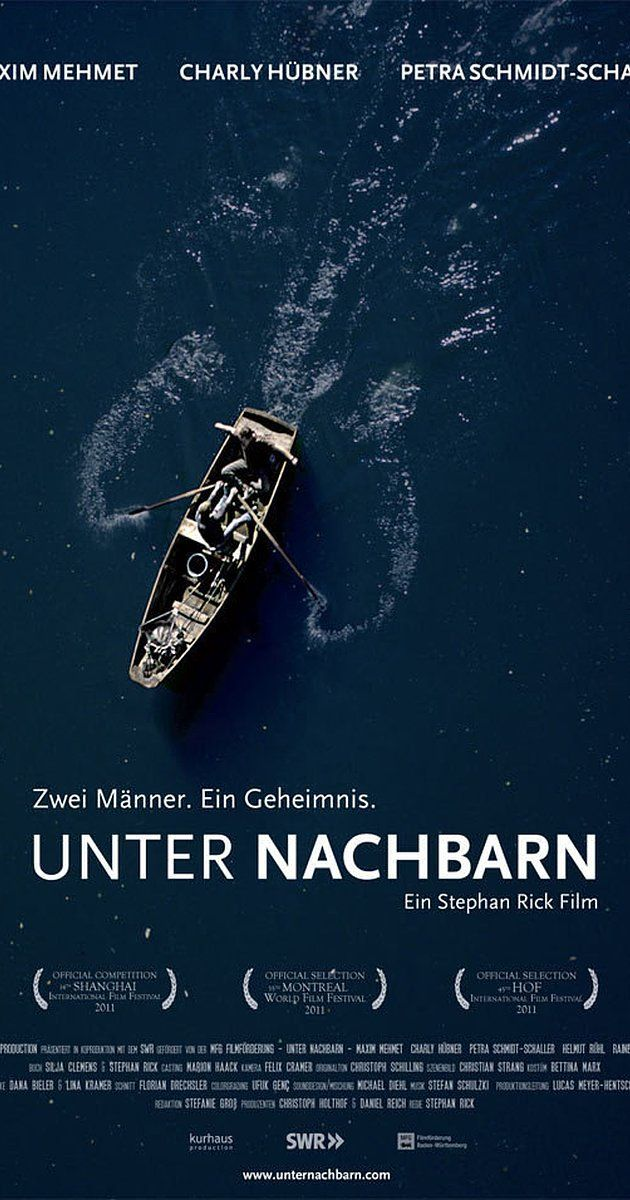 Directed by Stephan Rick. With Maxim Mehmet, Charly Hübner, Petra Schmidt-Schaller, Helmut Rühl. The budding friendship between two very different neighbors takes a tragic turn when David runs over a young woman and causes her death. At Robert's insistence David leaves her lying and flees. While Robert hopes his new neighbor will now be irreversibly bound to him, David is increasingly devoured by feelings of guilt. When he meets Vanessa, the sister of his victim, he believes he can put ...