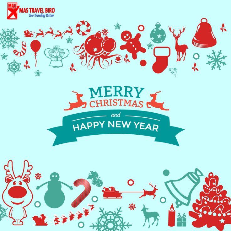 Selamat Natal dan Tahun Baru 2015 , Berhubung besok hari natal Mas Travel Biro Libur dan akan buka kembali pada Jum'at 26 Desember 2014. Terimakasih o:)