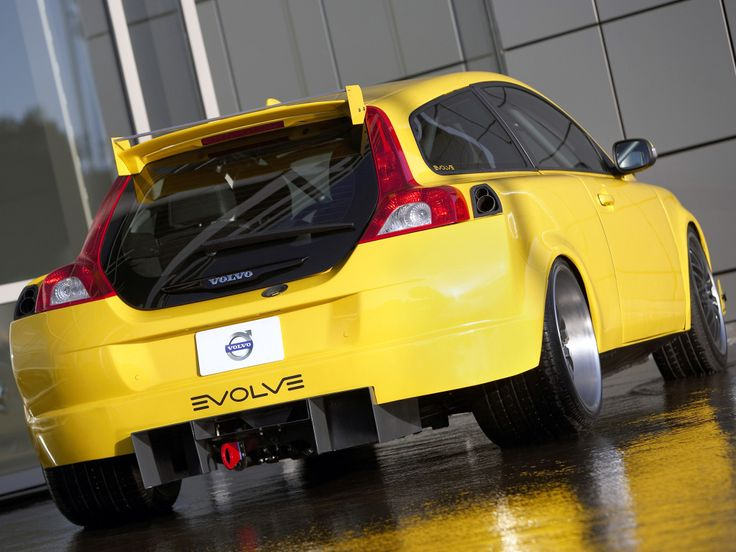 volvo c30 evolve concept 2006