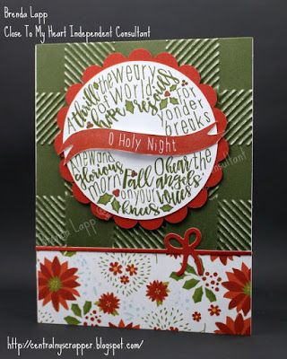 Crafting for sanity? Or insanity?: Christmas Tunes CTMH SOTM Blog Hop