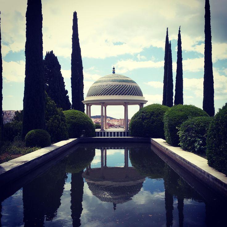 Malaga - Jardin Botanico-Historico la Conception - Maggio 2013