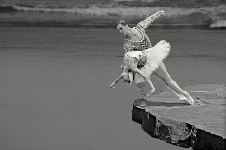 San Francisco Ballet's Yuan Yuan Tan and Tiit Helimets