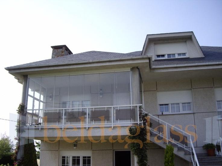 114 mejores im genes sobre cerramientos en pinterest - Cerramientos de balcones ...
