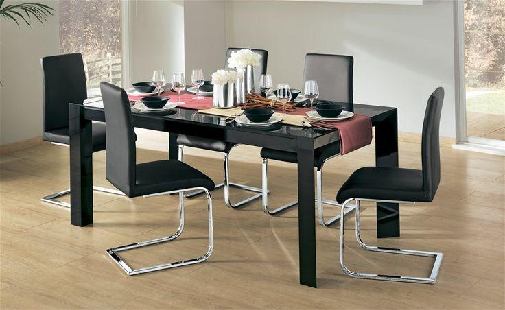 Tavolo e sedia wood mondo convenienza casa rob - Tavolo vetro allungabile mondo convenienza ...