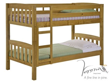 America Shorty Bunk Bed £229 BedzRus NM