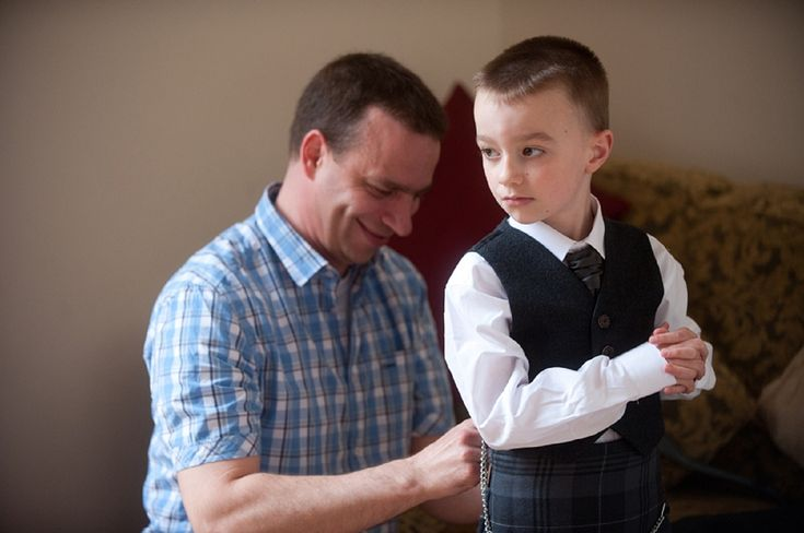 Stylish Page Boy Outfits For Your Scottish Wedding | We Fell In ...