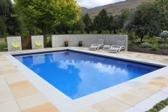 fibreglass swimming pools by Mayfair Pools