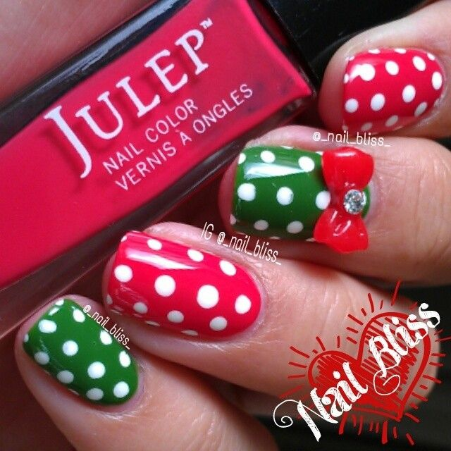 731 best art of nails   christmas amp winter images on