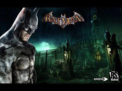 Batman. Arkham Asylum. Xbox 360. 1080.P. Gamplay Part.01.02.03.