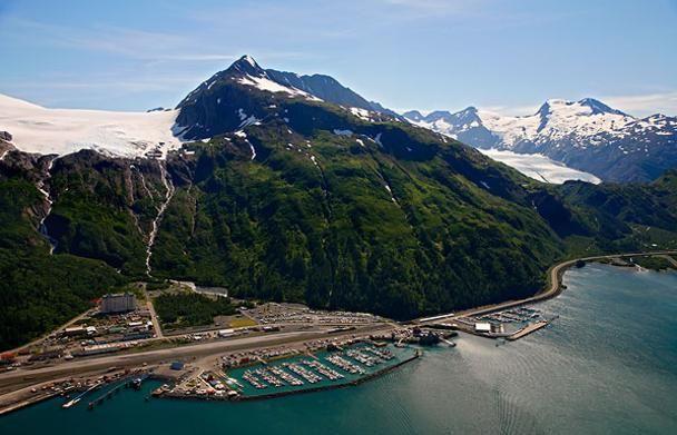 Whittier Alaska | Alaska in 2019 | Whittier alaska, Glacier