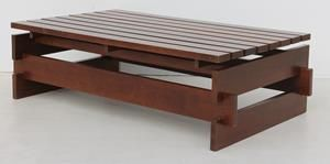 Large Solid Wood Coffee Table size: 1370 L x 850 W x 430 H @R1200 Call 0767064700