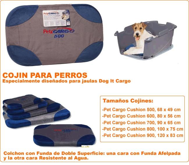 colchon para Jaula Pet Cargo, perros pequeños