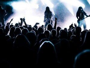 Health benefits of attending a concert