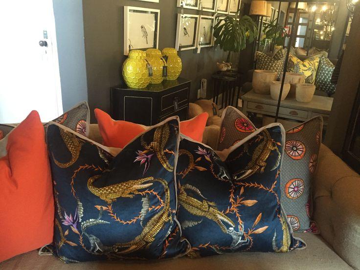 Ardmore Zambezi Scatter Cushions