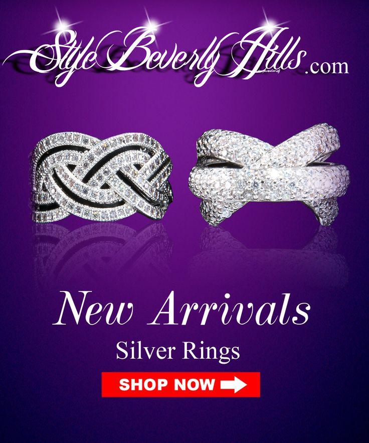 Trendy Silver Rings #rings #silverrings #weddingrings #dtla #wholesaleaccessories #fashionaccessories #jewelryaccessories 213-746-1759