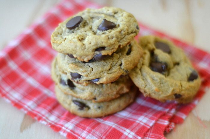 Flourless Peanut Butter Chocolate Chip Cookies, Gluten Free | The View from Great Island 7