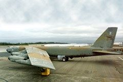 The Museum's B-52G Stratofortress at Paine Field