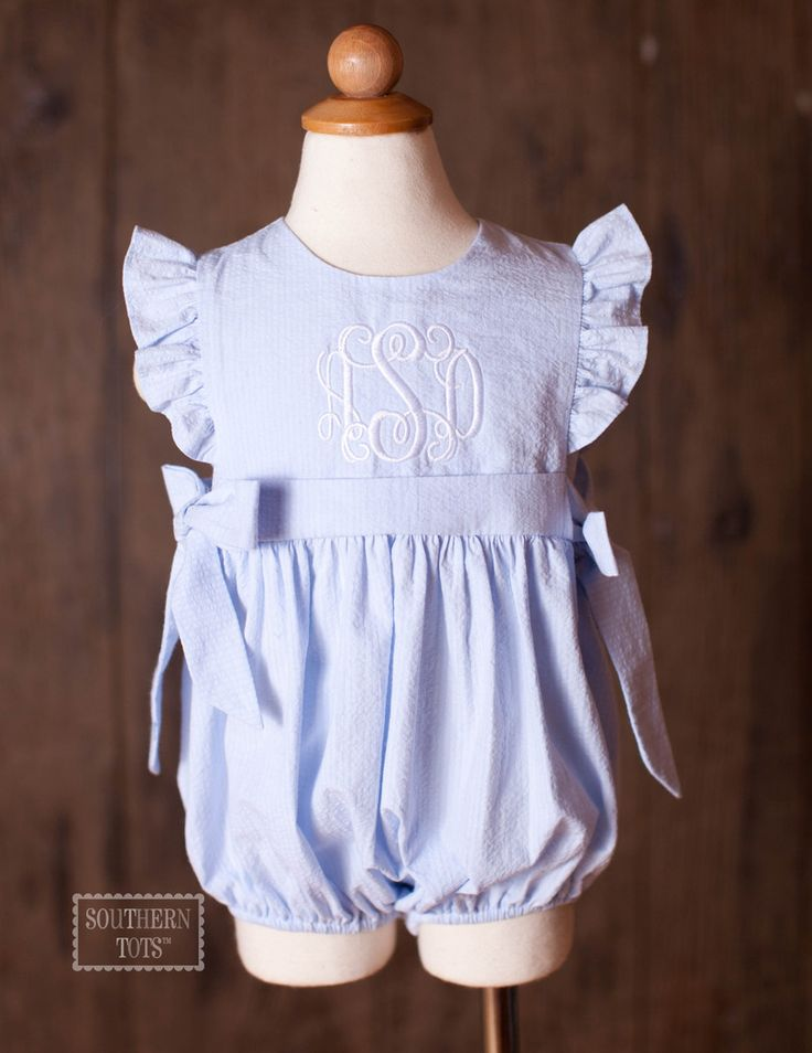 Children's Clothes | Baby Clothes | Smocked Clothing | Southern Tots
