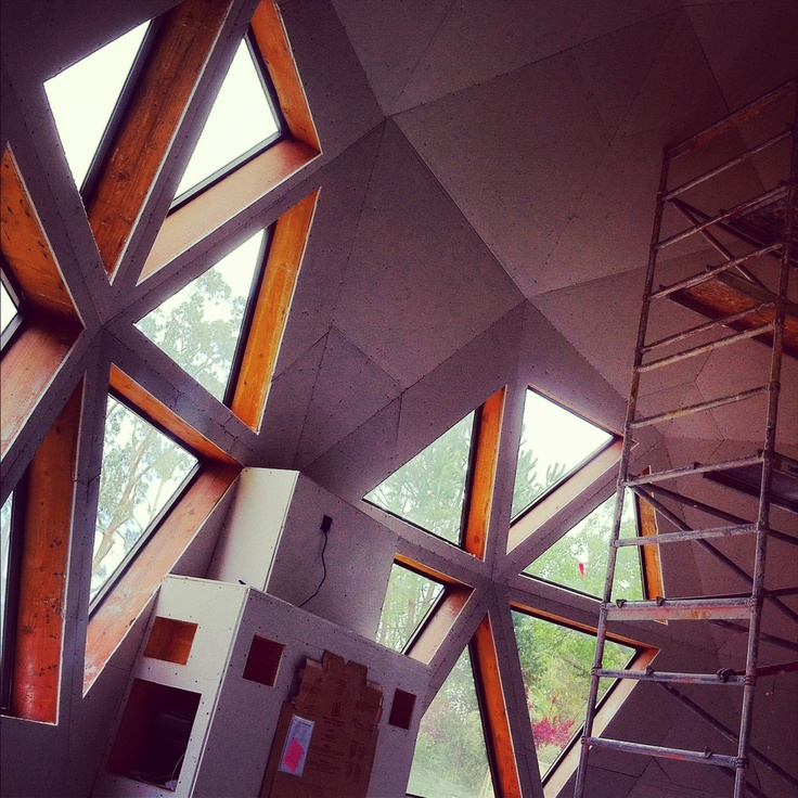 Project Gridless Geodesic Homes: Geodesic Dome House In #Madera.