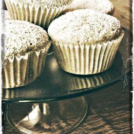 Muffin al ginseng. Condivisa da: http://lericettedimicol.blogspot.it