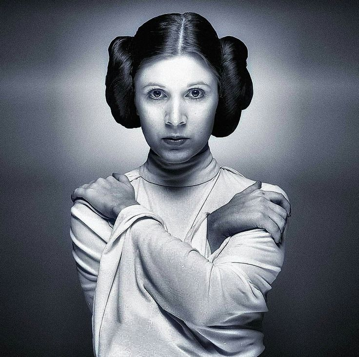 R.I.P Princess.. May the force be with you, always.