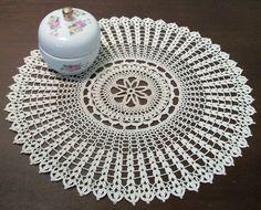 #crochet doily - free pattern