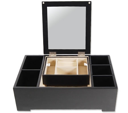 So many compartments in this little jem!  $37.95