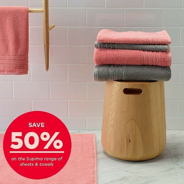Our favourite towels at a totally irresistible price #instalove #save #sosoft #bargain
