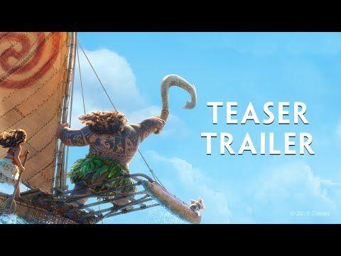 Demigod Dwayne Johnson stars in first teaser for Disney's Moana