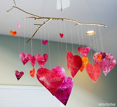 valentine's day craft lesson plans