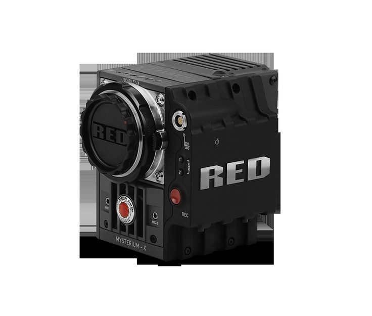 SCARLET-X W/SIDE SSD AND LENS MOUNT $13,200.00