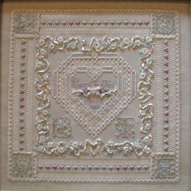 hardanger patterns free   Hardanger Embroidery – Free Cross Stitch Patterns and Lessons