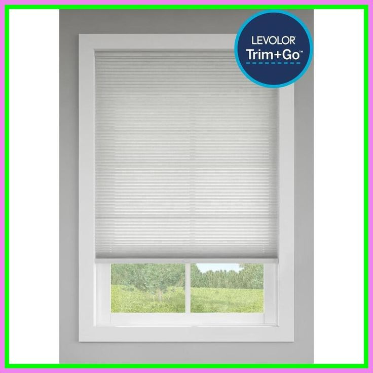 how to install cordless blinds from lowes