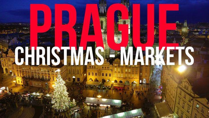 Honest Prague Guide - Christmas markets in Prague