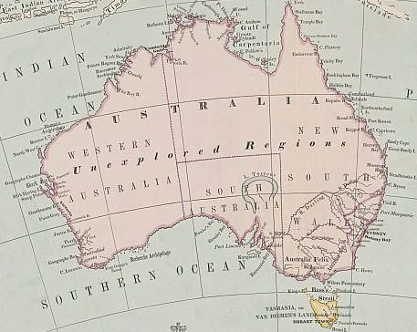 New Australian Records on Ancestry - Genealogy & History News