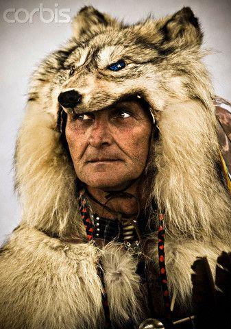 Výsledek obrázku pro shaman in wolf skin